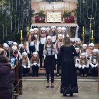 «Щедрик» лунав під звуки органа