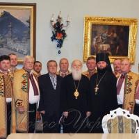 Піснеспіви для Патріарха привезли з Карпат