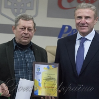 Фотокореспондент «Голосу України» Андрій Нестеренко — призер олімпійського конкурсу!