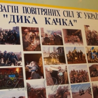 Нагородили бійців загону «Дика качка», які захистили «Зеніт»