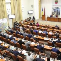 Скандальна сесія міськради: депутати покинули засідання