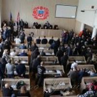 Міська рада проголосувала за саморозпуск
