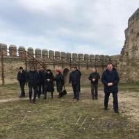 Старовинна фортеця зацікавила міжнародних експертів