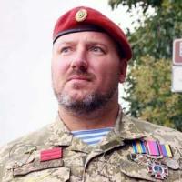«Кіборг» Анатолій Свирид: «Добро має бути з кулаками»