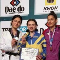 Ромолданова — чемпіонка Європи!