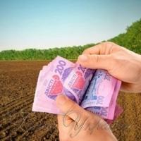 Що пай земельний в гаманець кладе