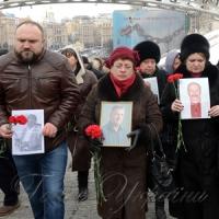 Звернення Голови Верховної Ради України з нагоди Дня вшанування подвигу учасників Революції Гідності та увічнення пам'яті Героїв Небесної Сотні