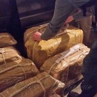 На території посольства Росії в Аргентині  знайшли 389 кілограмів кокаїну