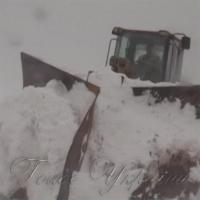 Зима качає свої права