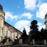 Відновлять парк у «Резиденції єпископів»