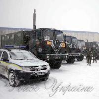 Латвійські військові допомагають прифронтовим районам