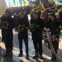 Ушанували пам'ять отця Михайла Вербицького