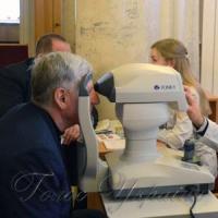 У Верховній Раді України відбулися заходи з нагоди Дня профілактики глаукоми