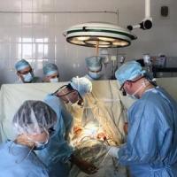 Хмельницкие кардиохирурги  провели уникальную операцию