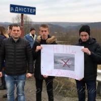 Активісти не бажають зведення міні-ГЕС
