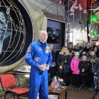 Подарок  американского астронавта