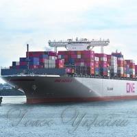 Японці починають працювати в морському порту Одеси