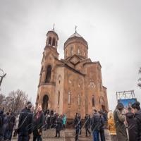 ...освятили найбільший у Східній Європі вірменський храм