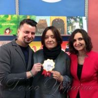 Українські видання перемогли на Болонському книжковому ярмарку