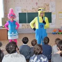 Дитячою мовою про зону конфлікту