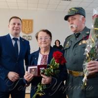 Зв'язкову УПА нагородили орденом княгині Ольги ІІІ ступеня