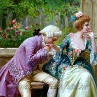 Якщо дами запрошують кавалерів, то...