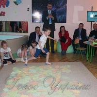 Відкрили сенсорну кімнату для дітей з особливими потребами