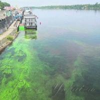 Помирає головна водна артерія країни