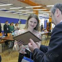 Талановита молодь цікавиться розвитком атомної енергетики