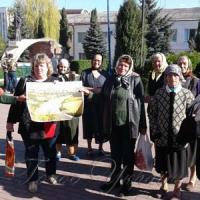Не допустити спорудження ГЕС на Дністрі закликали активісти