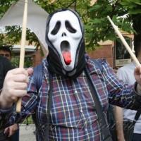 У Києві тролили «Безсмертний полк»