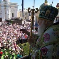 Патріарх Філарет: «Лаври є власністю народу...»
