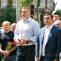 Відкрили меморіал Герою Чорнобиля — Віктору Микитасю
