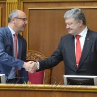 Верховная Рада  приняла в целом законопроект о Высшем антикоррупционном суде