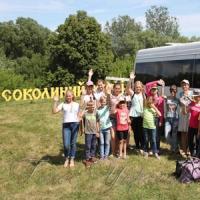 Таланти з Мар'їнки — на «Соколиному хуторі»