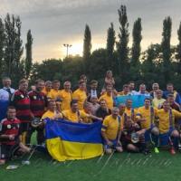 У Берліні відбувся товариський футбольний матч між командами народних депутатів України та Бундестагу