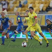 Україна сенсаційно обіграла Швецію