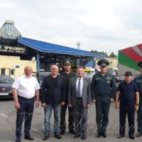 Білорусь передала гумвантаж вартістю майже 80 тисяч доларів