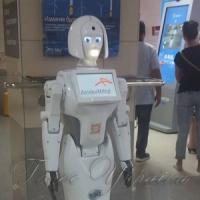 Робот запрошує на білий танець