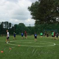 Для юних футболістів  облаштували сучасне поле