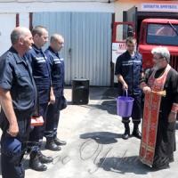 Створили підрозділ місцевої пожежної охорони