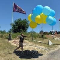 Повітряна «бандероль» окупованому Донецьку