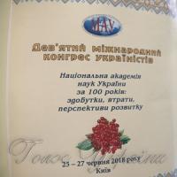 Конгрес україністів: чиста наука чи практична спрямованість