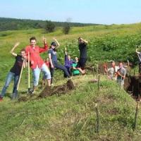 Давнє село порадувало майбутніх істориків археологічними знахідками
