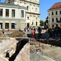Розкопали унікальний історичний об'єкт