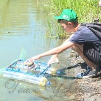 За здоров'ям водойми стежитимуть роботи