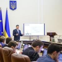 Уряд розглянув звіт за перше півріччя та прогноз на 2019-2021 роки