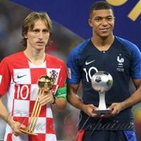 Франція вдруге зійшла на чемпіонський п'єдестал!