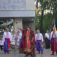 Вшанували козаків Богдана Хмельницького