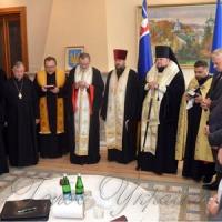 За бійців молилися священики дванадцяти конфесій